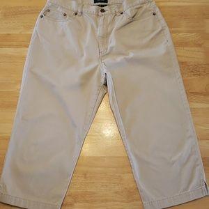 Ralph Lauren Crop Jean
